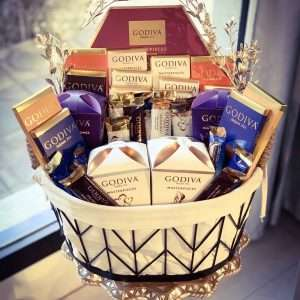 Godiva King Basket