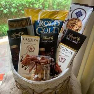 Treat Mix Basket