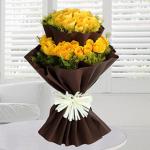4o Yellow roses