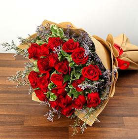 20 Roses arrangement