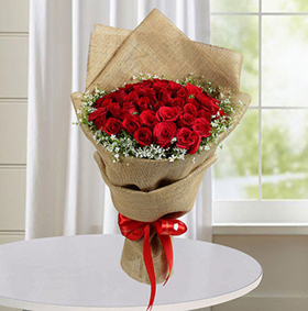 Beautiful 50 roses